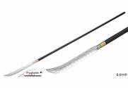 S-011P Naginata 電鍍薙刀