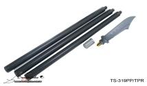 TS-319-PP/TPR Assembled Spear kit 組合長槍