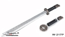 W-217P Curved Sword IV