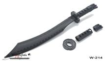 W-214 Curved Sword I