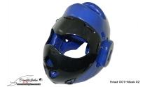 Head G01 (Blue)+Mask 02 (Black)
