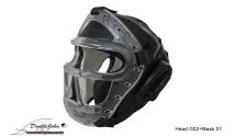 Head G02(Black)+Mask 01(transpartent)