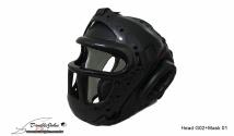 Head G02(Black)+Mask 01(Black)