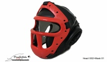 Head G02(Black)+Mask 01(Red)