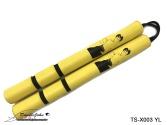 TS-313Y Foamed Nunchaku ;發泡棉雙節棍(Cord)