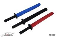 TS-321 Foamed stick/w foam tsuba  ;泡棉發泡練習棍