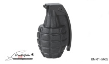 BM-01 手榴彈(大-格子)Mk2