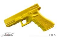 M-002 YL Rubber Gun;橡膠槍黃