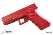 M-002 RD Rubber Gun;橡膠槍紅