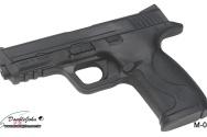 M-003 BK Rubber Gun;橡膠槍黑