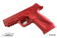M-003 RD Rubber Gun;橡膠槍紅