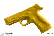 M-003 YL Rubber Gun;橡膠槍黃