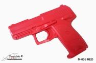 M-005RD Rubber Gun;橡膠槍紅