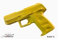 M-005 YL Rubber Gun;橡膠槍黃