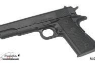 M-004 BK Rubber Gun;橡膠槍