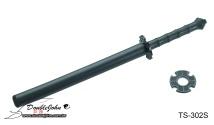 TS-302-S Foamed stick S ; PP發泡練習棍 (短)