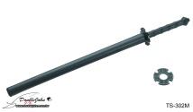 TS-302-M  Foamed stick M; PP 發泡練習棍 (中)